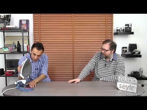 Tefal Freemove kablosuz ütü incelemesi