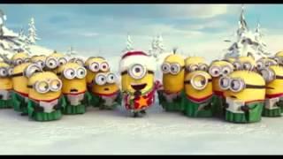 O natal dos minions