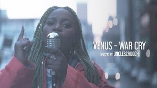 Venus - War Cry (Official Music Video)