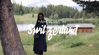 Switzerland Vlogs   سويسرا : جنة الله على الأرض
