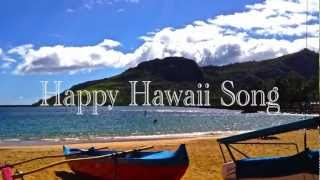 Happy Hawaii Song [w/ Lyrics and FREE Ukulele Music]