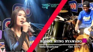 Bisane Mung Nyawang - Nella Kharisma