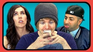 YOUTUBERS REACT TO LOOK UP