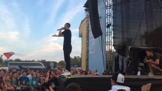 Strapo - Milión Hrivien - LIVE Hip Hop Kemp 2016!!