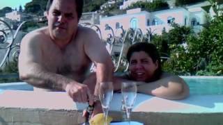 Capri Hot Tub