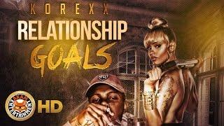 Korexx - Relationship Goal - October 2016