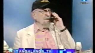 Dr.Tangalanga canal 7 con video del club & sandra de boedo
