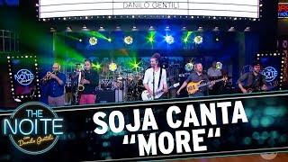 "SOJA canta  ""More"" | The Noite (31/10/17)"