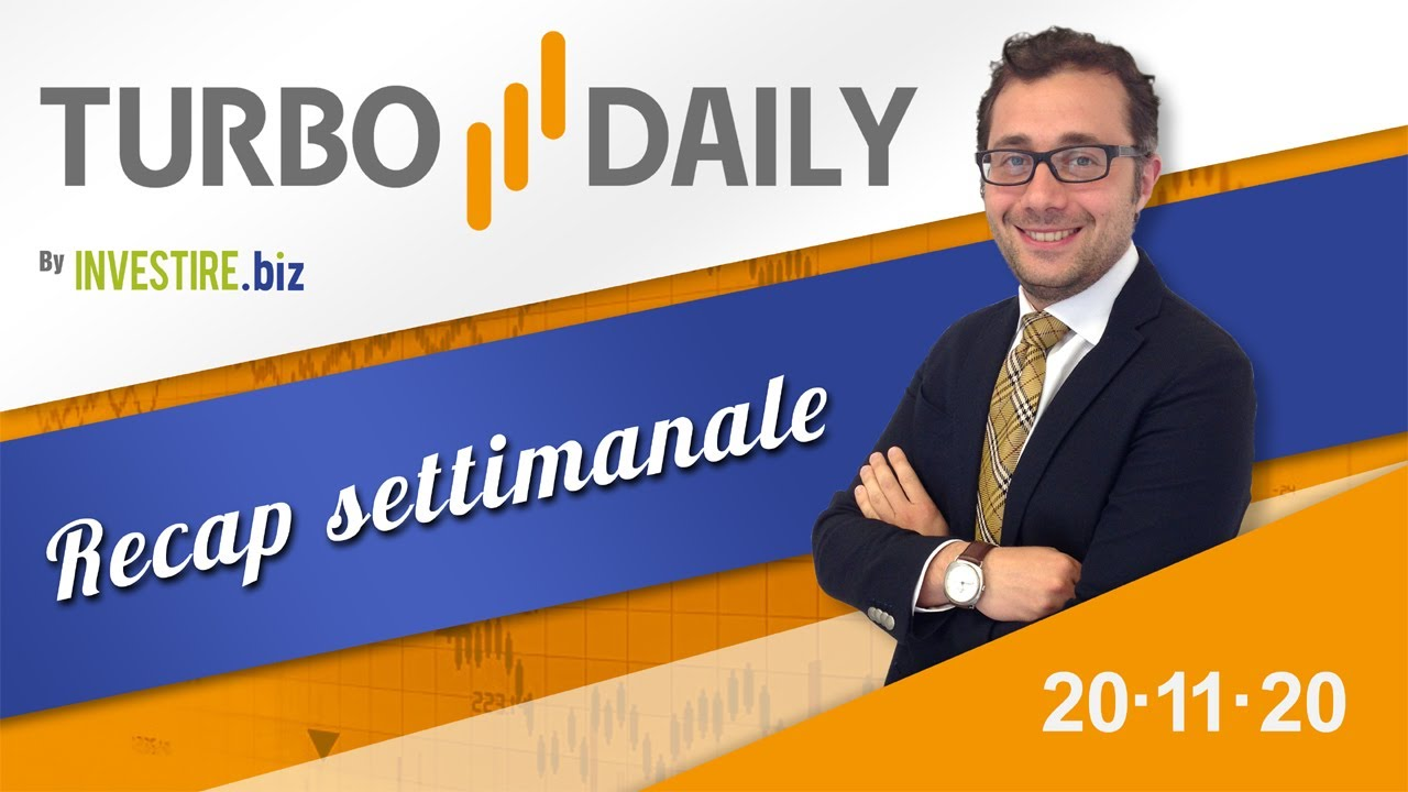 Recap Settimanale Turbo Daily 20.11.2020
