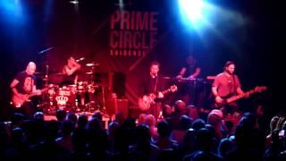 Prime Circle - Evidence (live) @ FZW Dortmund 16.06.13