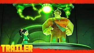 Wreck-It Ralph 2 (2018) Disney Primer Tráiler Oficial Español