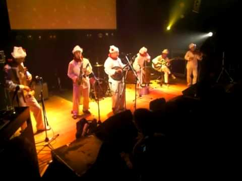 "Little Fats & Swingin' Hot Shot Party ""Konock me a kiss"""