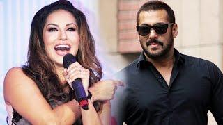 Sunny Leone Doing A Film With Salman Khan? width=