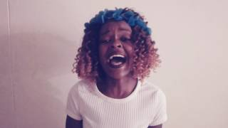 Tiana Singing Amazulu by Amanda Black