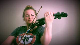 Wonder Woman Theme - (Violin Cover)