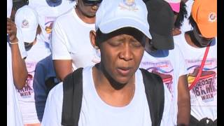 Community church hosts 8km prayer walk in Windhoek-NBC