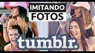 IMITANDO FOTOS TUMBLR COM AMIGA (feat. Dani Berti) Part. 2