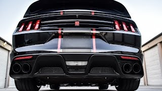 SUPERCHARGED Shelby GT350R! VAMPIRE COBRA (Video 3/3) Interior Wrap video by Bemaro SF