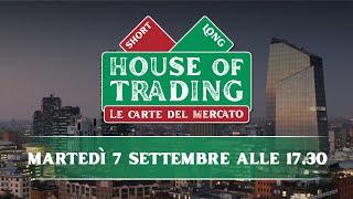 House of Trading: oggi Giovanni Picone sfida Luca Discacciati
