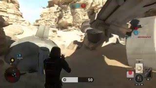 Gran tiro Star Wars Battlefront