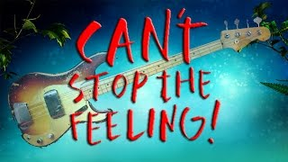 CAN'T STOP THE FEELING! (feat. Karl Clews)