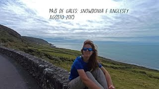 País de Gales: Snowdonia e Anglesey
