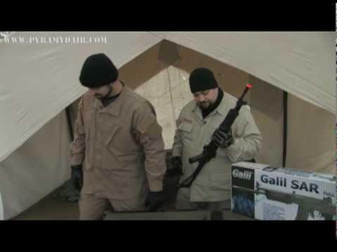 Video: Galil SAR airsoft rifle review - RFR Episode 3 | Pyramyd Air