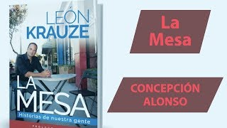 LA MESA: CONCEPCION ALONSO