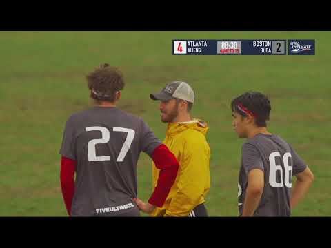 Video Thumbnail: 2018 U.S. Open Club Championships, YCC U-20 Boys' Pool Play: Atlanta ATLiens vs. Boston BUDA