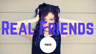 Real Friends - Mess - (Cover)