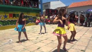 Ivete sangalo coreografia Flor do reggae