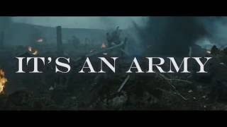 Sabaton - The Price of a Mile (Lyric Video Preview)