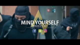 [NEW] MoStack X Not3s X Mist Type Beat | 'MIND YOURSELF' | 2017 | Prod. By Ay Beats