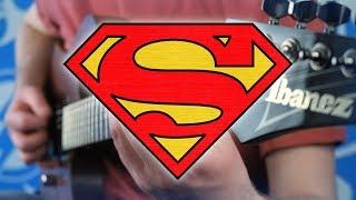 Superman (1978) Theme on Guitar