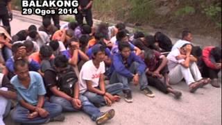 MKL Crimedesk | Narkotik Kajang Tumpas 51 Penagih Dadah