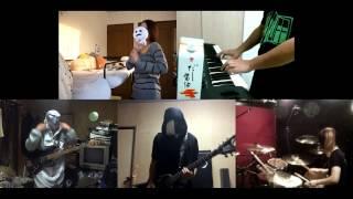 [HD]Akame ga Kill! ED [Tsuki Akari] Band cover