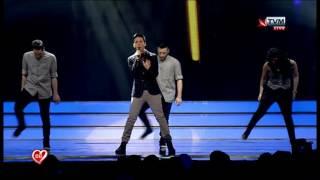 Daniel Testa - One Last Ride - SF - Malta Eurovision 2014