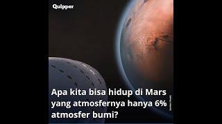 Ini Hal yang Harus Kamu Tahu Kalau Mau Hidup di Mars!