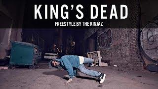 """Kendrick Lamar, Jay Rock, Future, James Blake - """"King's Dead"""" by KINJAZ"""