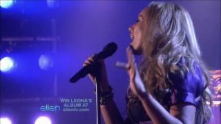 Happy - Leona Lewis @ (Ellen DeGeneres Show 19.11.2009) HD [1080p]