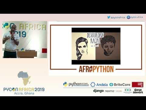 AfroPython: Empowering black people using Python in Brazil - Felipe De Morais
