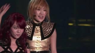 KARA - Break It (5Members) @ Kara Live in Seoul Karasia 2012