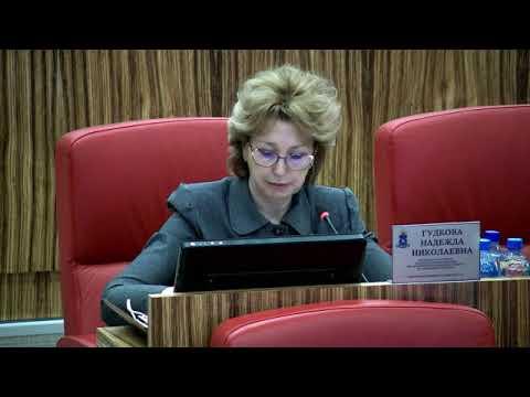 Заседание Законодательного Собрания ЯНАО 18.02.2021 № 6