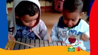 Finalista Prêmio Criança 2014 - Projeto Música na Primeira Infância