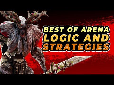 TOP ARENA Raid Shadow Legends (LOGIC & STRATEGY IN PLATINUM TIER)