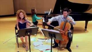 Lincoln Trio - Tchaikovsky - Audience-Request Night - Ravinia