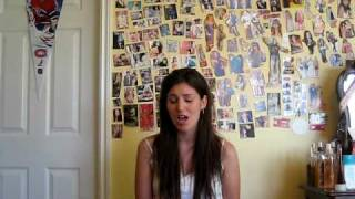 """Finally"" by Fergie (Cover)- Vanessa Copetti"