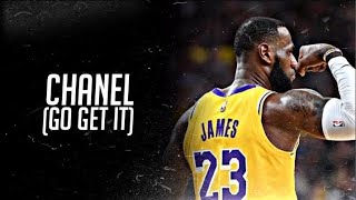 LeBron James Mix Chanel (Go Get It) Young Thug Feat. Lil Baby & Gunna