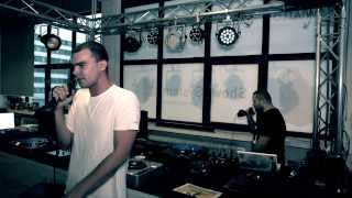 Sarius & DJ Eprom na próbie @ Asfalt HQ