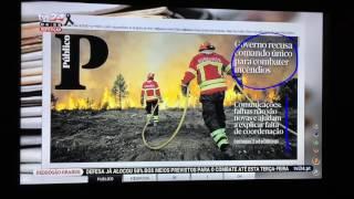 Jornalista Da TVI confunde publicidade à Guerra Dos Tronos com noticia real
